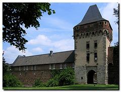 Zons, Burg Friedestrom