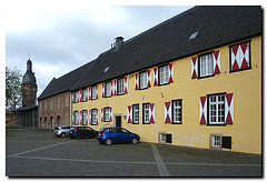 Zons, Kreismuseum, Juddeturm