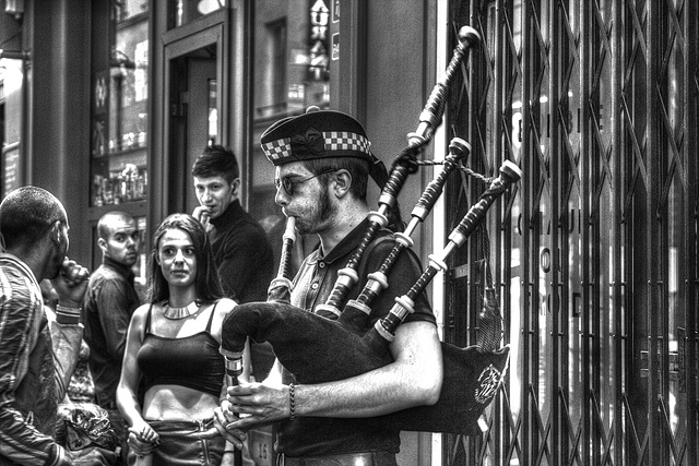 Celtic Music in Paris ...
