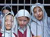 Schoolgirls, Kargil, Kashmir