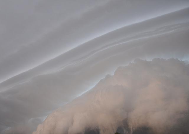 quand vient l'orage.