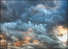 patagonian sky