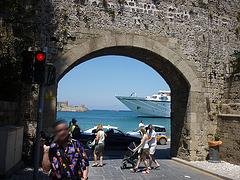Porte de Rhodes