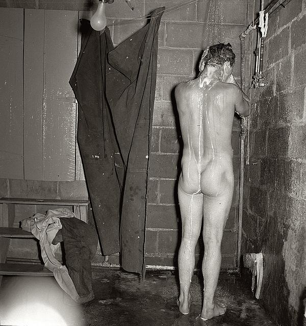 Miner showers