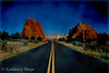 Kodachrome Basin State Park - Road to Bryce Canyon - Shadowbox Paint Set