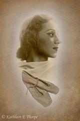 Dance Ballerina Dance.  Last in the series, My Mother 1940