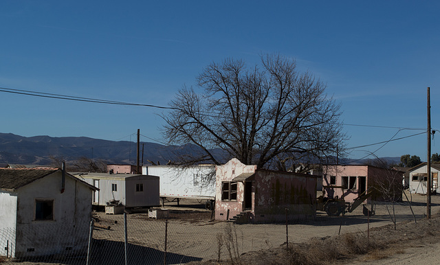 San Lucas farmworker  housing (0947)