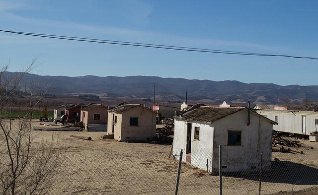 San Lucas farmworker  housing (0948)