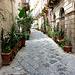 Gasse in Siracusa - Ortigia
