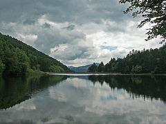 autour du  lac du Schiessrothried aujourd'hui