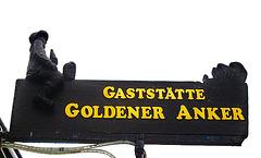 """Gaststätte """"Goldener Anker"""""""