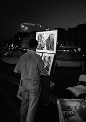 night painter