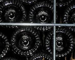 Flaschenböden