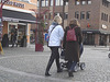 Swedbank Blond mom in SS boots with her readhead friend /  Maman blonde en bottes SS avec sa copine rouquine gentil