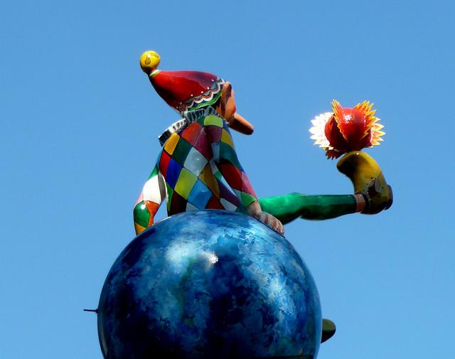Der Clown - la bajaco