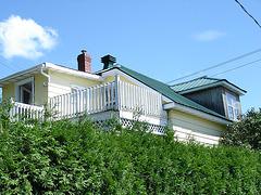 2 ième étage électrique /  Electric second floor - Dans ma ville / Hometown.  8 juin 2010