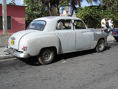 Varadero, CUBA.  5 février 2010.