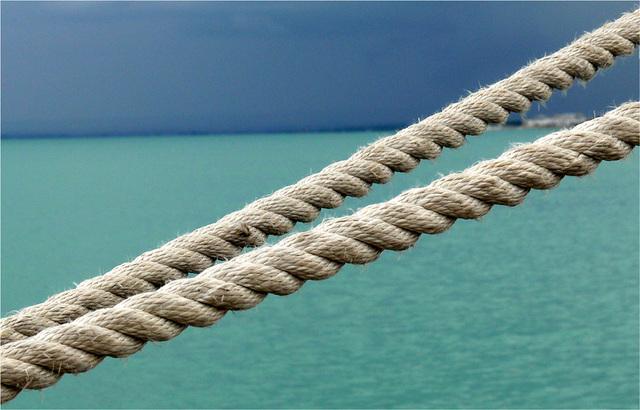 les entraves...et au delà...la mer...