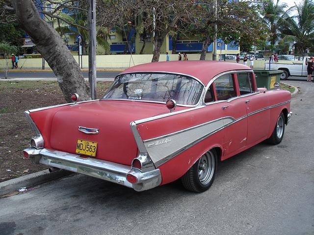 Varadero, CUBA - 3 février 2010.