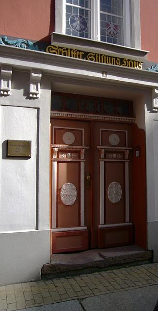 Schiffer Stiftung Haus