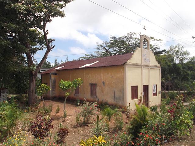 Cuban chapel / Chapelle cubaine.