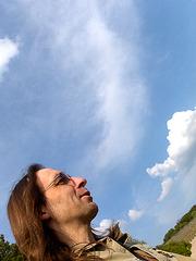 Der Himmel ist blauuuu ...