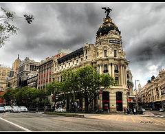 Madrid Edificio Metrópolis