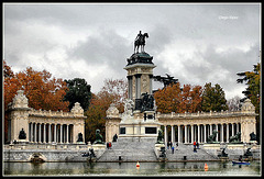 Madrid Monumento a Alfonso XII