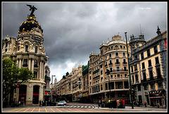 Madrid Gran Via 100 Aniversario
