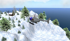 Ekskurso per mia helikoptero