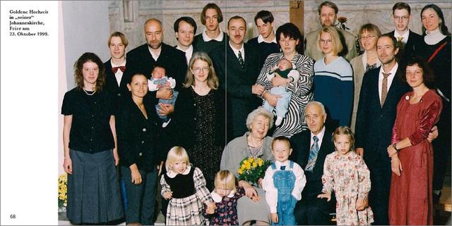 Felder family 1999