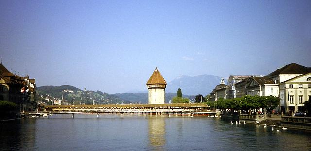 Luzern Kappellbrücke