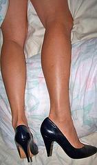 Hot wife legs