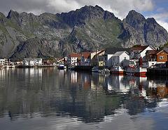 Les Lofoten...............Norvège.