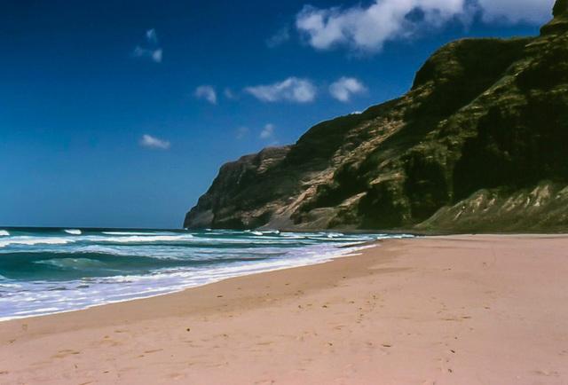 End of the World 2 - Barking Sands Beach, Kauai