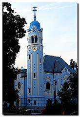"""Sankt-Elisabeth-Kirche, """"Blaue Kirche"""""""