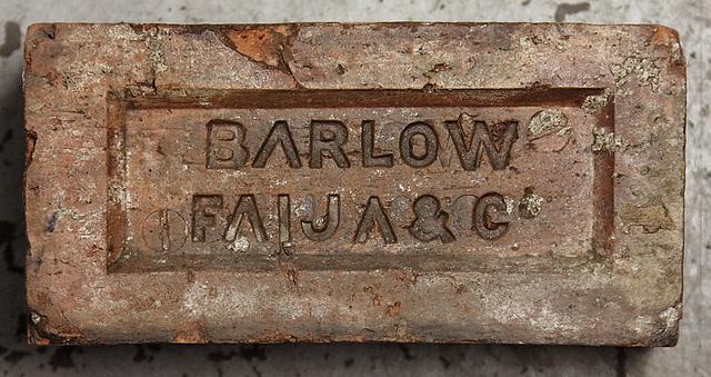 Barlow, Faija & Co, Stoke