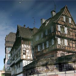 Strasbourg : vertige dans l'Ill