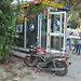 Moto téléphonique /  Phone motorcycle - Varadero, CUBA -   9 février 2010