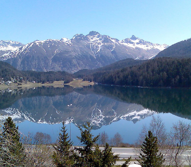 See in St. Moritz