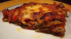 Low Carb Hackfleisch Pizza
