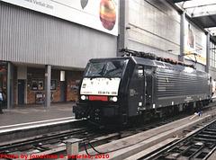 MRCE #189-999-6 in Munchen Hbf, Cropped Version, Munchen (Munich), Bayern, Germany, 2010