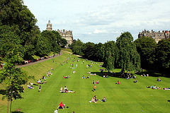 Princes Garden Park, Edinburgh