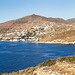 port in the cyclades