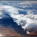 cloud eats landscape