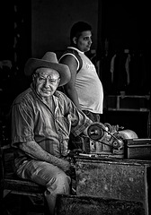 a cuban worker