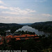 View from Vysehrad, Edited Version, Prague, CZ, 2010