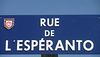 Esperanto-strato en Moutiers-les-Mauxfaits