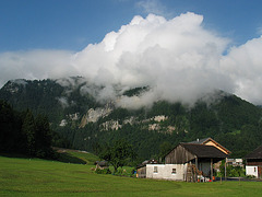 im Bregenzer Wald bei Bersbuch