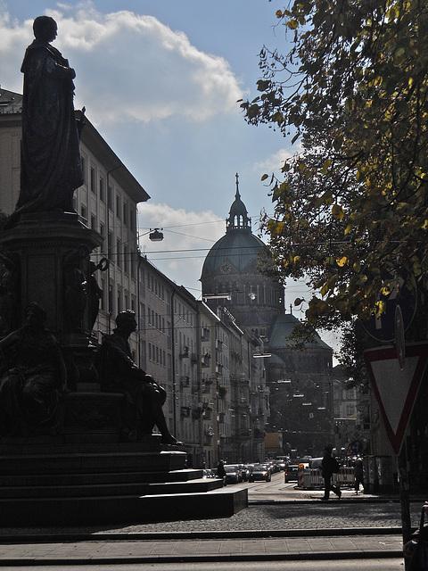 Munich - Thierschstraße